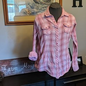 Ariat Button Up